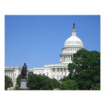 Capitol Building in Washington DC Photo Print