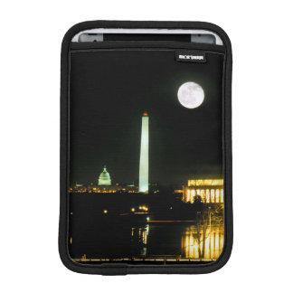 Capitol Building, Lincoln Memorial, Washington Sleeve For iPad Mini