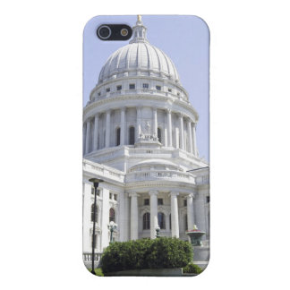 Capitol Building Madison WI Case For iPhone SE/5/5s