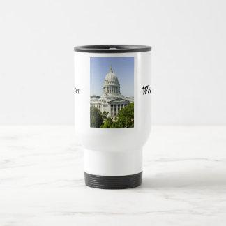 Capitol Building Madison WI Coffee Mug