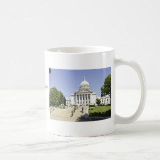 Capitol Building Madison WI Mug