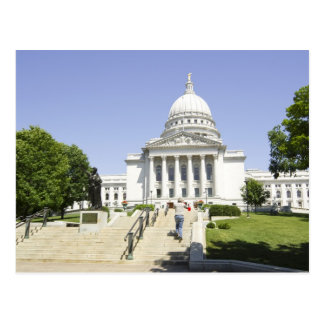 Capitol Building Madison WI Postcards