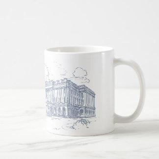 Capitol building mug