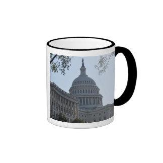 Capitol Building Ringer Mug