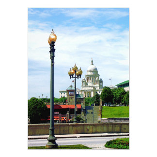 Capitol Building Seen from Waterplace Park Card