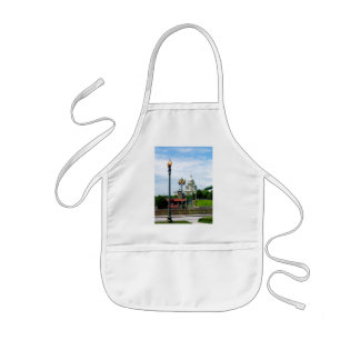 Capitol Building Seen From Waterplace Park Kids' Apron