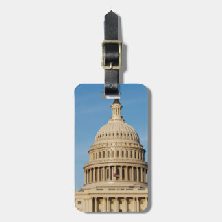 Capitol Building shot at dusk Bag Tag