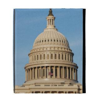 Capitol Building shot at dusk iPad Cases