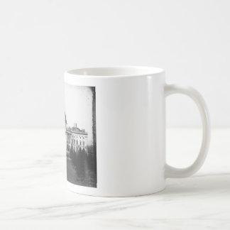 Capitol Building Washington D.C. 1845 Classic White Coffee Mug