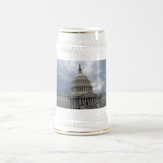 Capitol Building, Washington, D.C. Beer Stein