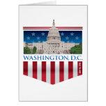 Capitol Building - Washington DC Greeting Card