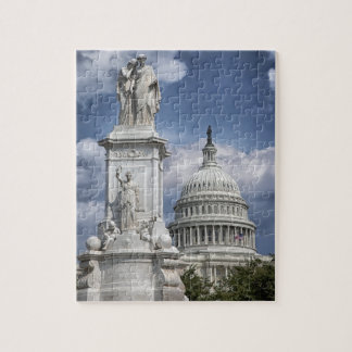 Capitol Building Washington DC Jigsaw Puzzle