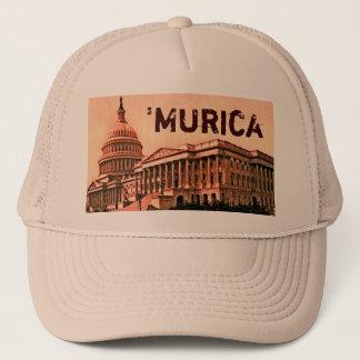Capitol Building Washington DC Murica America 1900 Trucker Hat