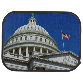 Capitol Building, Washington, USA Car Floor Mat