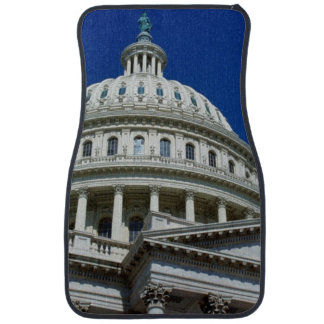 Capitol Building, Washington, USA Car Mat