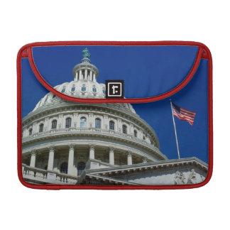 Capitol Building, Washington, USA MacBook Pro Sleeve