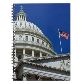 Capitol Building, Washington, USA Note Book