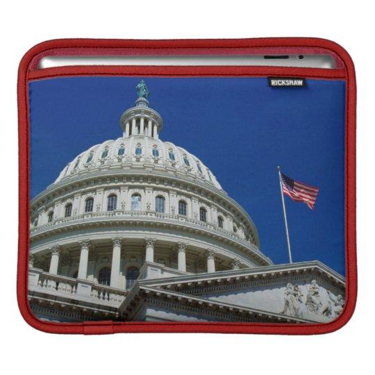 Capitol Building, Washington, USA Sleeve For iPads