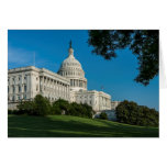 Capitol Building West View Card