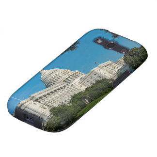 Capitol Building West View Samsung Galaxy S3 Cover