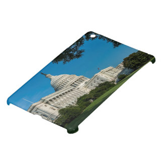 Capitol Building West View iPad Mini Cases