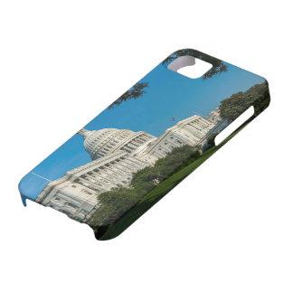 Capitol Building West View iPhone SE/5/5s Case