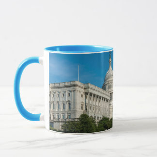 Capitol Building West View Mug
