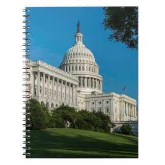 Capitol Building West View Notebooks