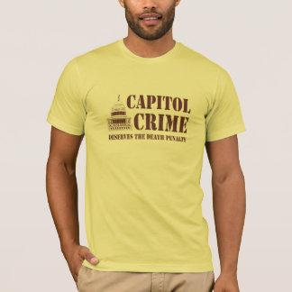 Capitol Crime T-Shirt