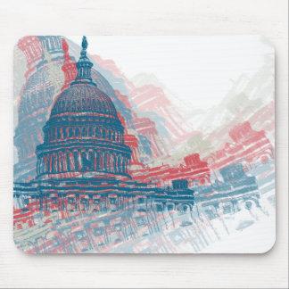 Capitol Crisis Mouse Pad