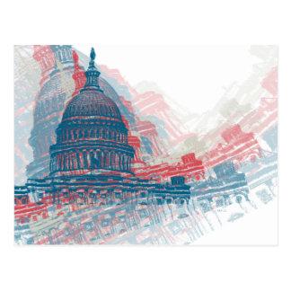 Capitol Crisis Postcard