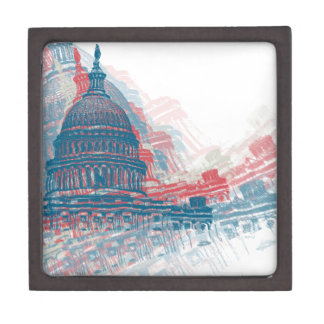 Capitol Crisis Premium Jewelry Box