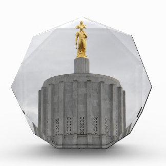Capitol Dome Acrylic Award
