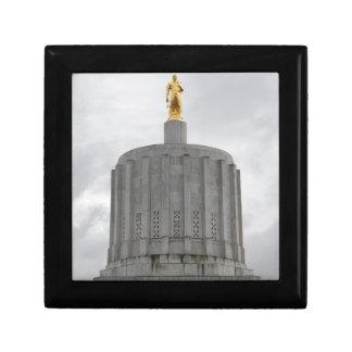 Capitol Dome Trinket Box