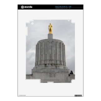 Capitol Dome Skin For iPad 2