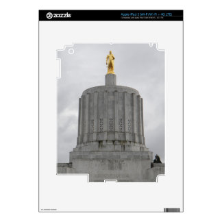 Capitol Dome Decal For iPad 3