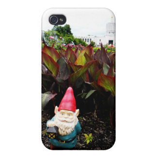 Capitol Garden Gnome Case For iPhone 4