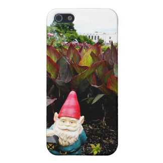 Capitol Garden Gnome iPhone SE/5/5s Cover