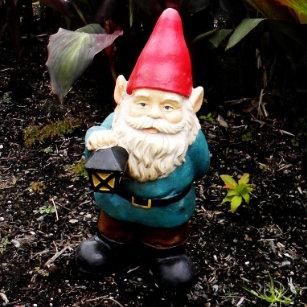 Capitol Garden Gnome Keychain fa4861f0a7