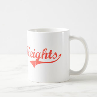Capitol Heights Maryland Classic Design Mug