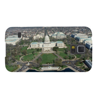 Capitol Hill Aerial Photograph 2 Galaxy S5 Cover