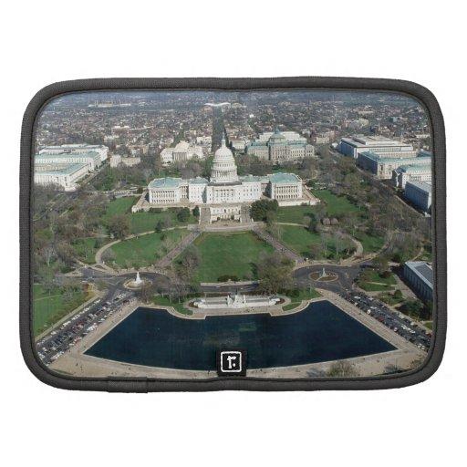 Capitol Hill Aerial Photograph 2 Organizer