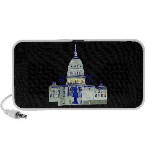 Capitol Hill PC Altavoces
