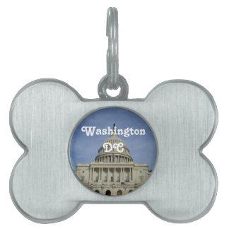 Capitol Hill Pet ID Tags