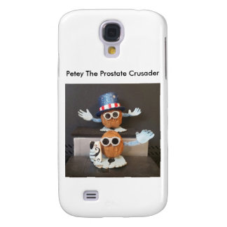 Capitol Hill Petey Samsung S4 Case