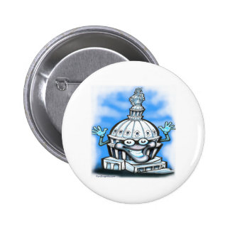Capitol Hill Pinback Button