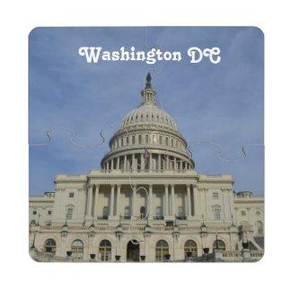 Capitol Hill Puzzle Coaster