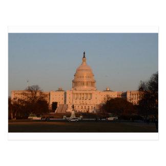 Capitol Hill Postcard