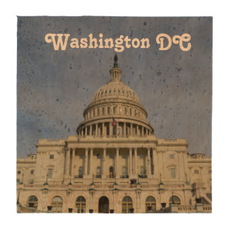 Capitol Hill Beverage Coasters