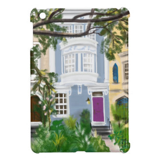 Capitol Hill Rowhouse Cover For The iPad Mini